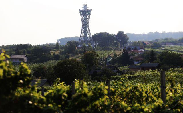 Lendavski razgledni stolp, 14.8.2015, Lendava [razgledni stolp, Lendava]