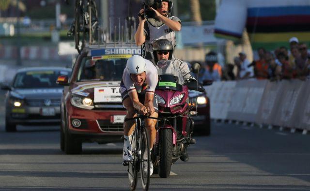 CYCLING-QAT-WORLD-CHAMPIONSHIPS