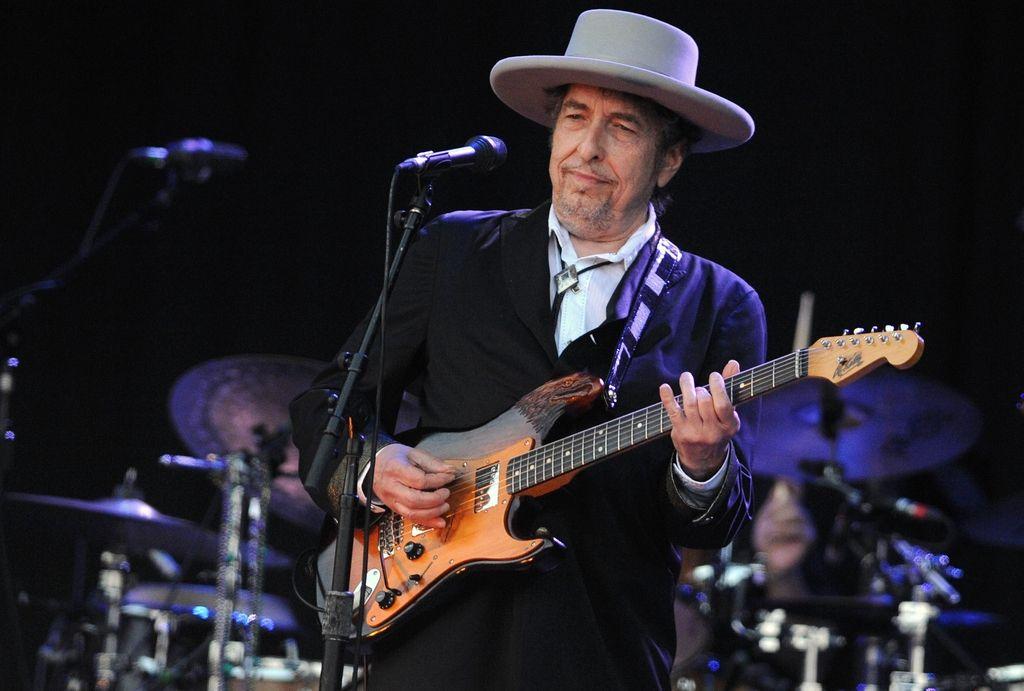 Predavanje Boba Dylana za Nobelovo nagrado plagiat?