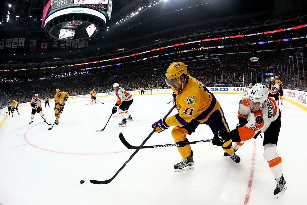 NHL: spet poraz Kraljev in Kopitarjeva podaja (VIDEO)