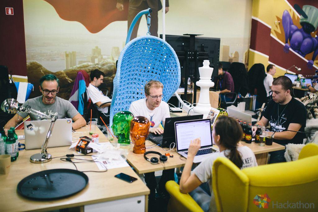Slovenska ekipa ZeroPass je na hackathonu najbolj prepričala