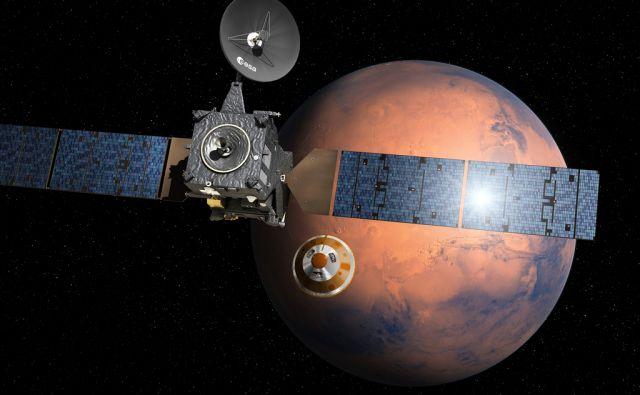 Europe Mars Mission