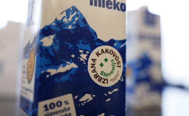Ljubljanske mlekarne - znak kakovosti