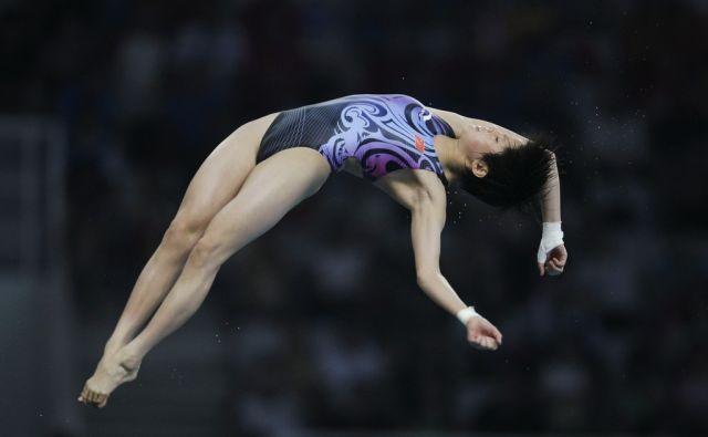 *ap* BEIJING OLYMPICS DIVING WOMENS 10M PLATFORM