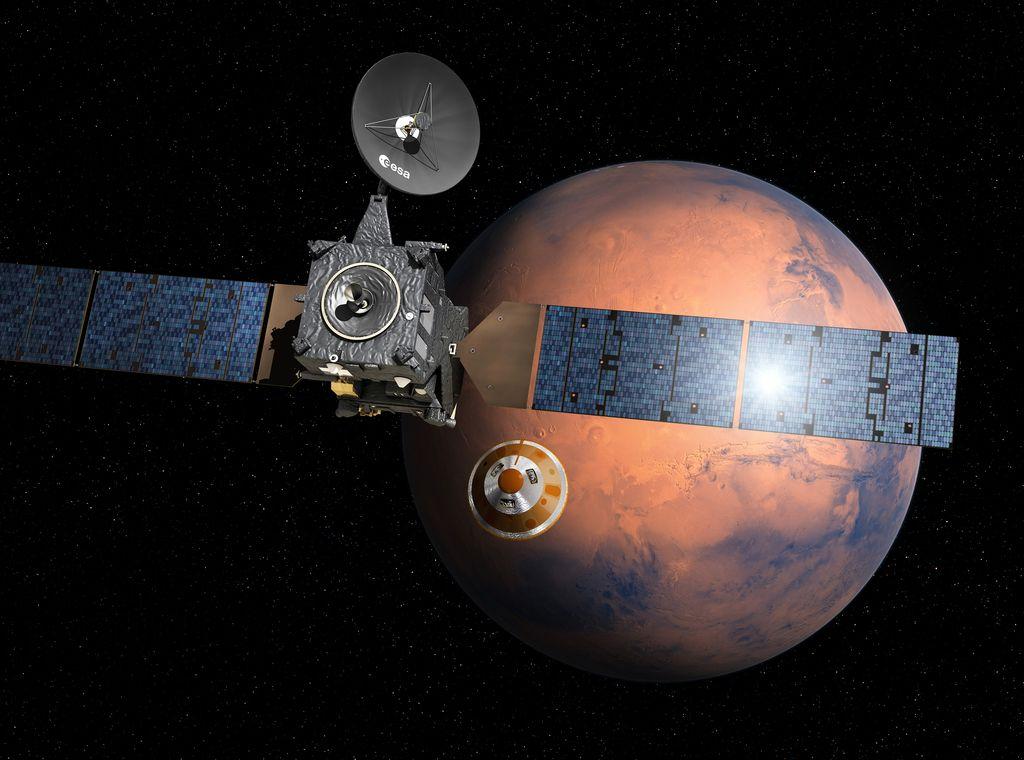 Prvo sondo bodo na Marsovo luno poslali leta 2024