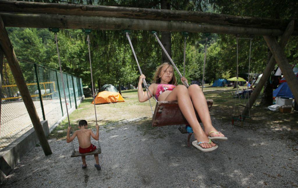 Najboljša kampa v Sloveniji sta Terme Čatež in Nadiža