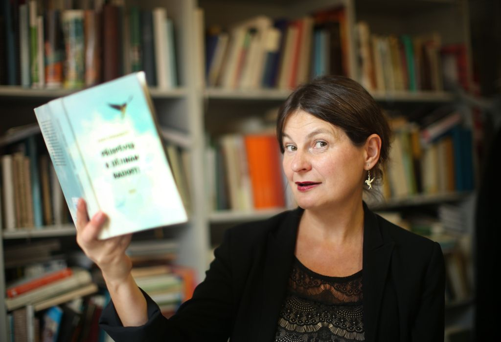 Radka Denemarková: Oživljam besedo humanizem