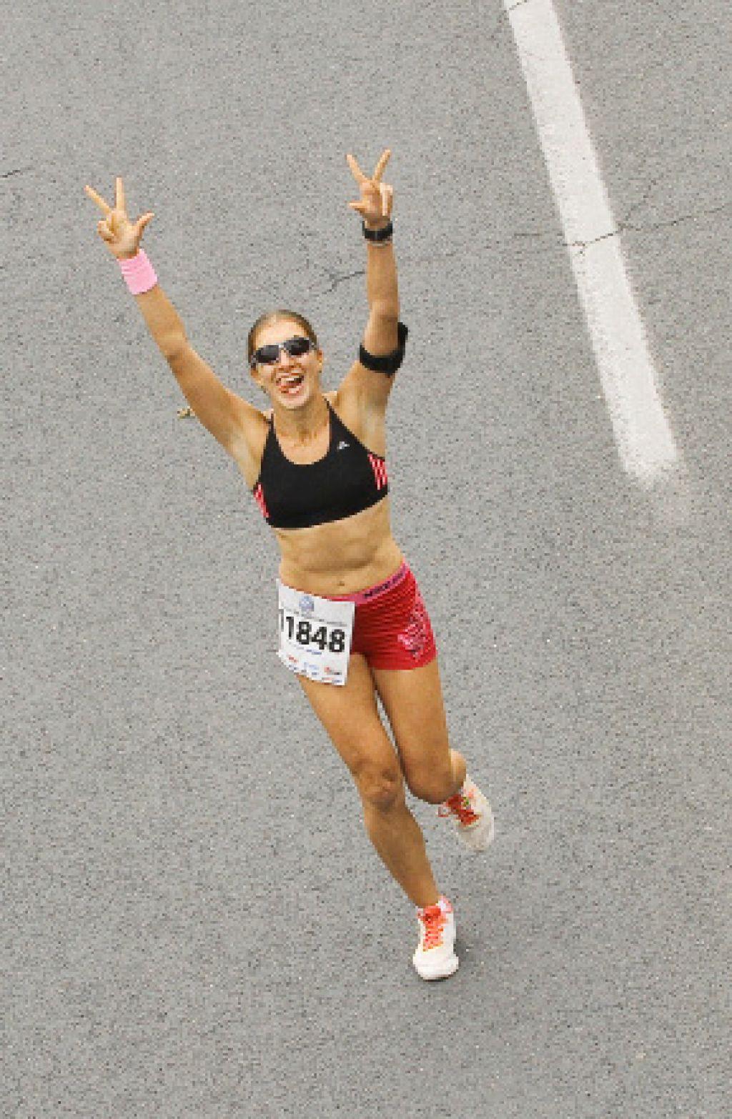 Polet O2:  Najboljši nasveti za vaš maraton - leta 2017