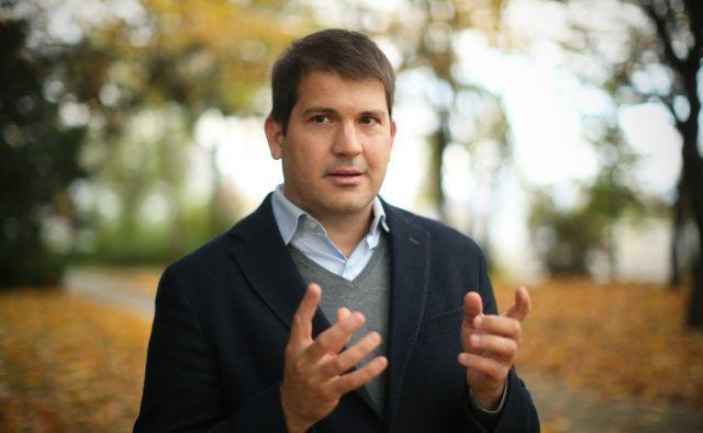 Miha Lobnik, novi zagovornik načela enakosti. Ljubljana, Slovenija 3.novembra 2016. [Lobnik Miha,zagovornik načela enakosti,diskriminacija,človekove pravice]