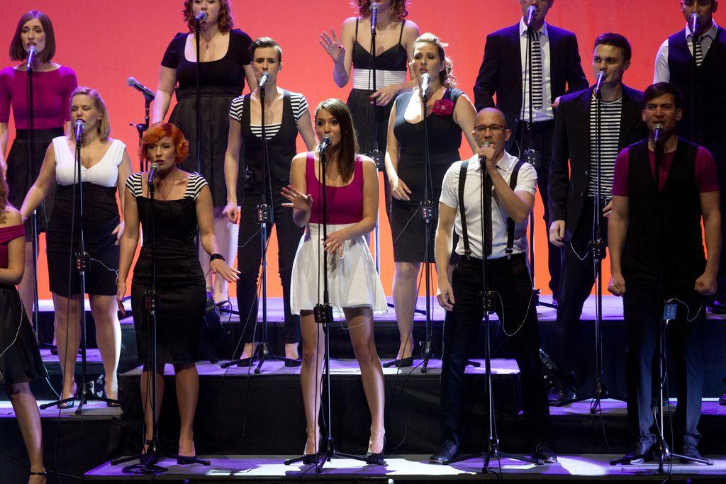 Perpetuum Jazzile: Vokalna mašina, ki drvi naprej