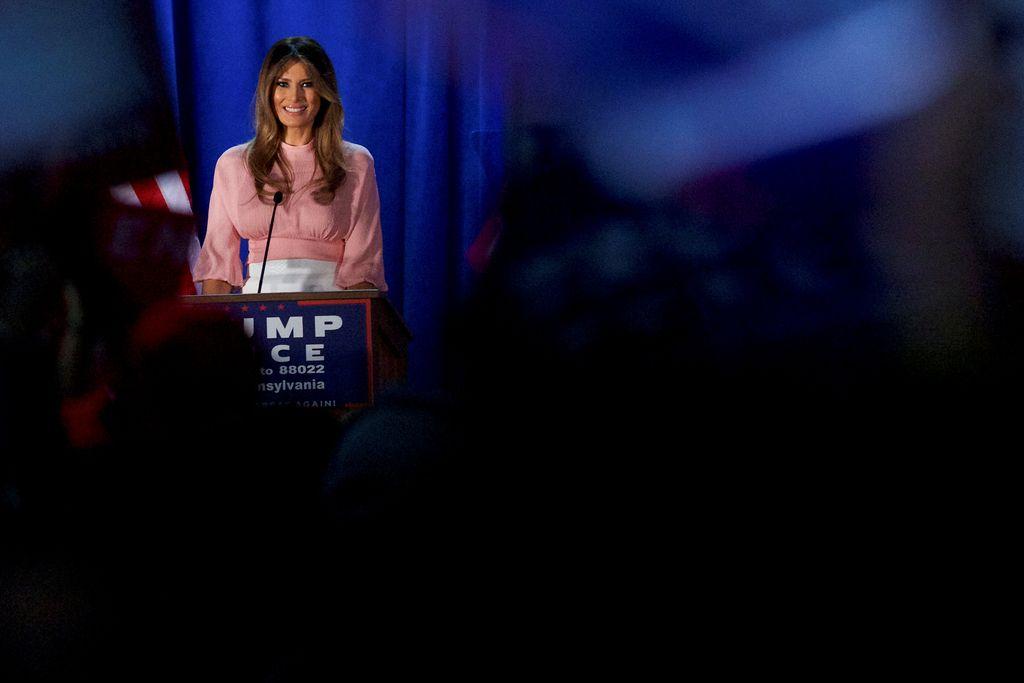 Cerar povabil Melanio Trump v Slovenijo