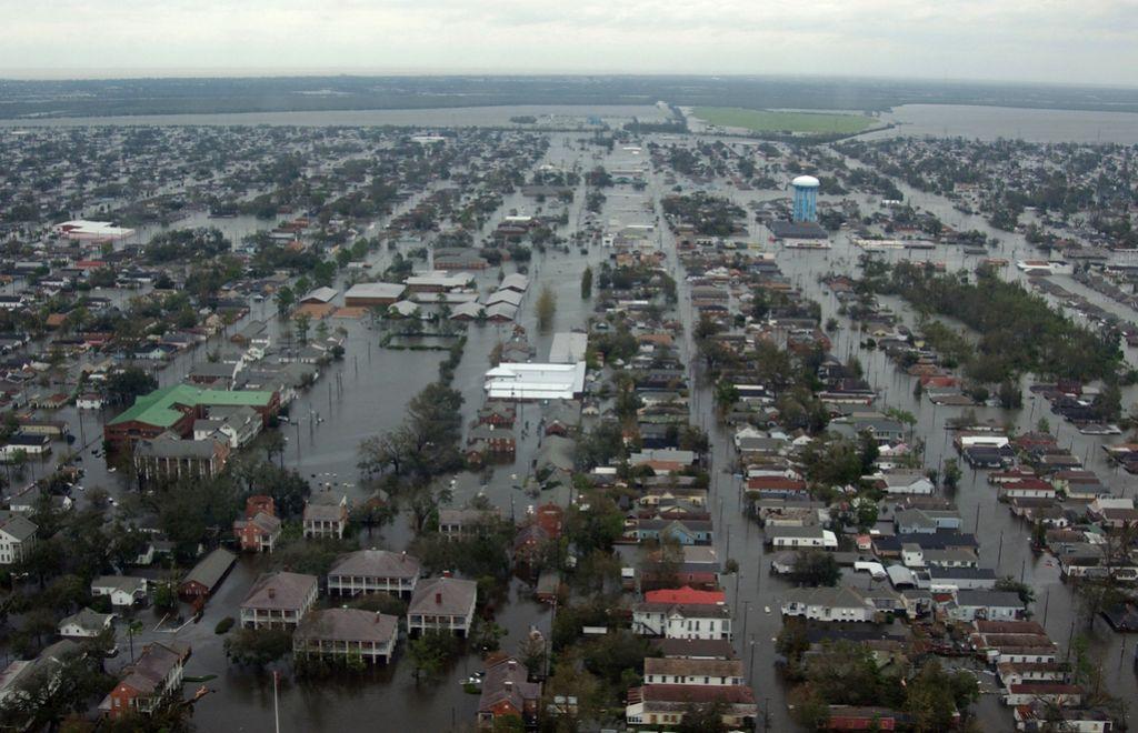Vesoljni potop in bušistična paranoja