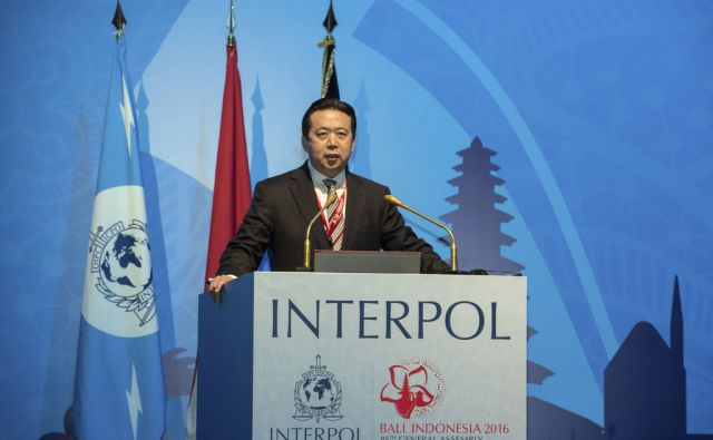 China Interpol