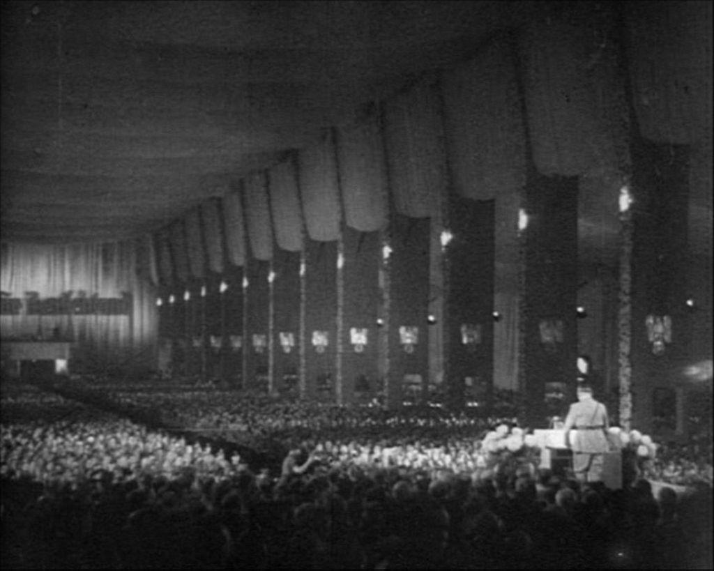 Dokumentirano: Triumph des Willens (1935)