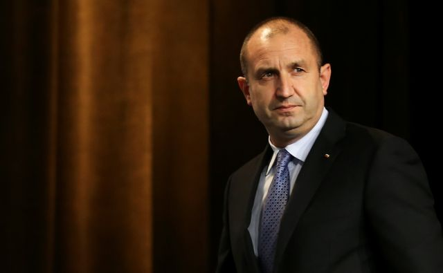 reut*Radev BULGARIA-ELECTION/