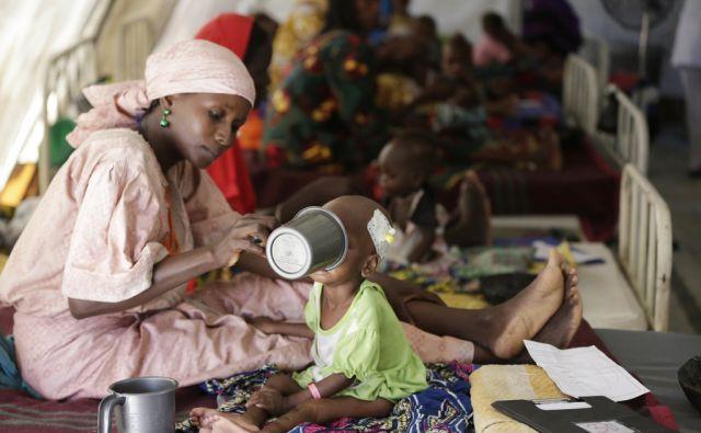 Nigeria Boko Haram Dying Kids
