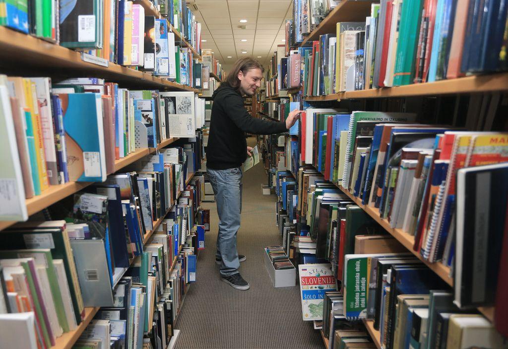 Knjižnice za dva dni zapirajo vrata