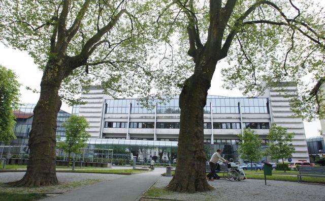 Onkološki inštitut v Ljubljani, 19. aprila 2016 [Onkološki inštitut,Ljubljana,stavbe]