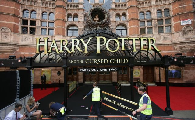 afp*THEATRE-HARRY POTTER