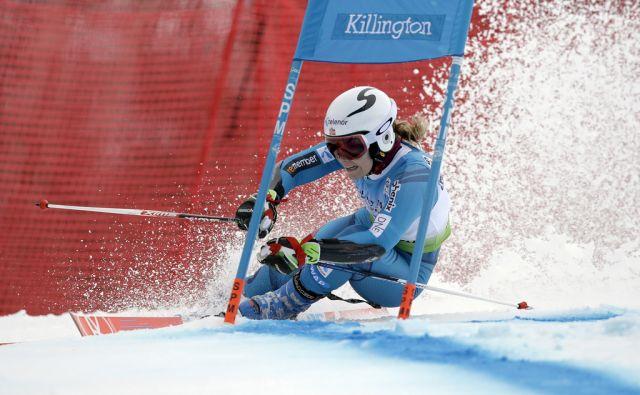 US Alpine World Cup Skiing