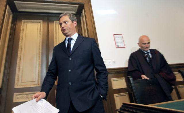 Kazenska obravnava zoper Marka Jakliča. V ljubljani 24.3.2014