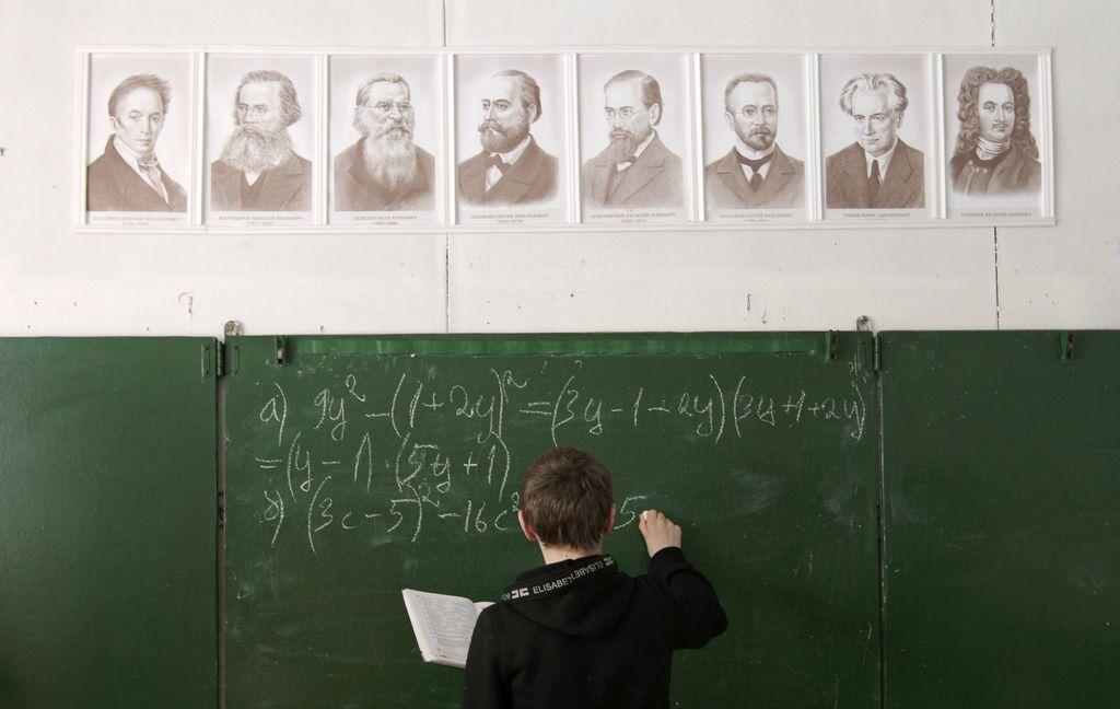 Slovenski dijaki v znanju fizike v vrhu