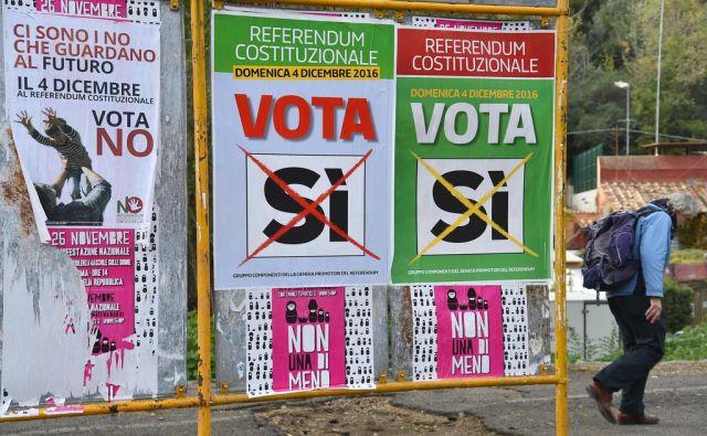 ITALY-POLITICS-REFERENDUM-CONSTITUTION