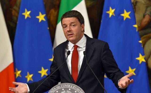 ITALY-GOVERNMENT-ECONOMY