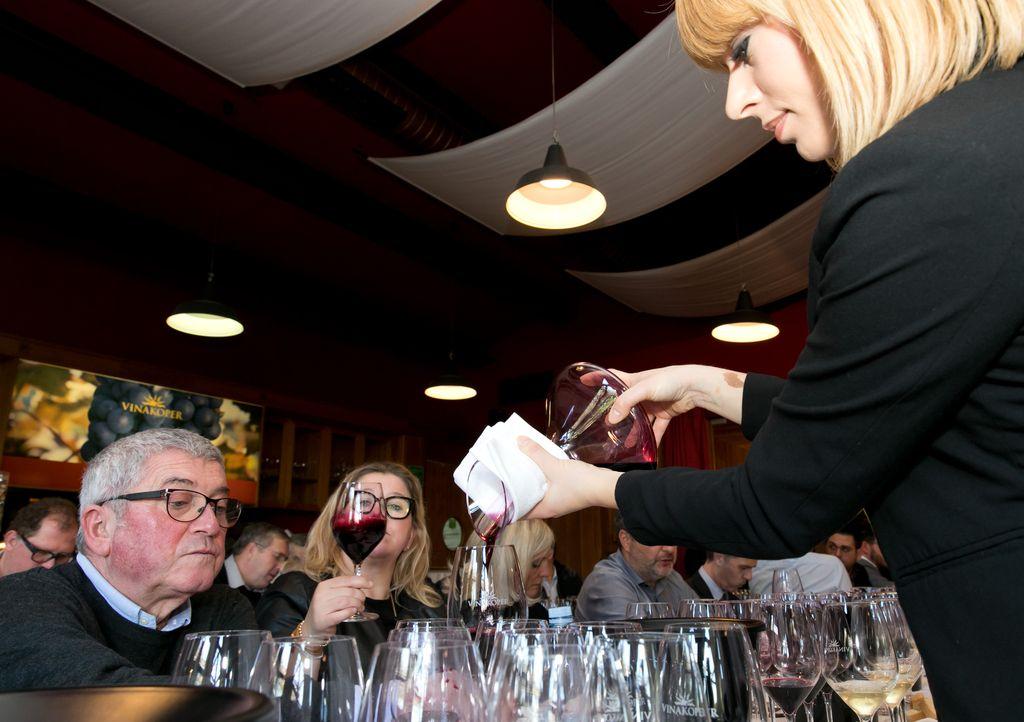 Vinakoper za otroke z največjo dobrodelno akcijo v državi