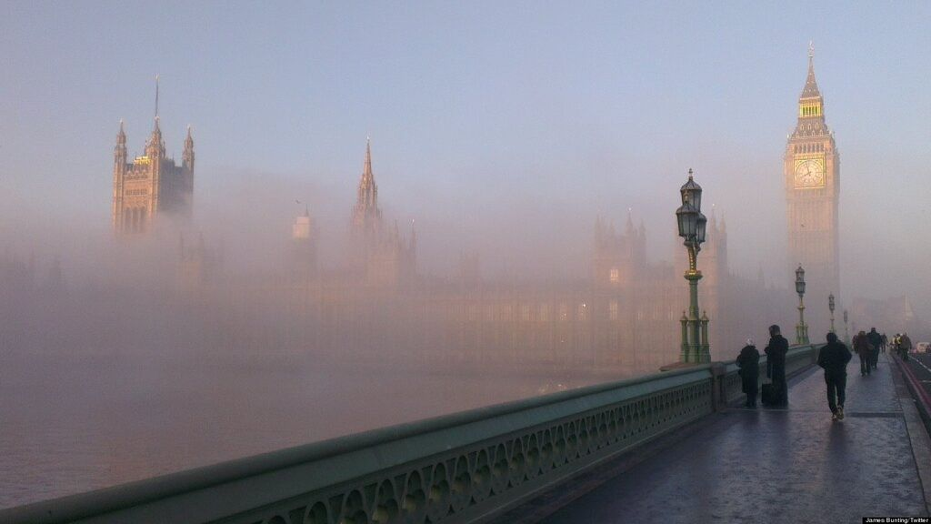 Končno odkrili vzrok za ubijalsko meglo v Londonu