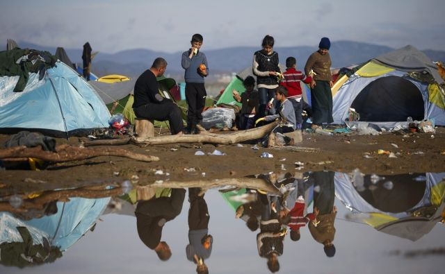reut*EUROPE-MIGRANTS/GREECE-MACEDONIA