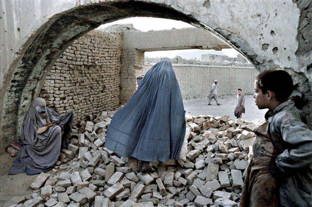 Razkrivanje večplastne podobe Afganistana