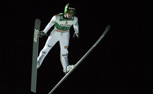 Switzerland Ski Jumping