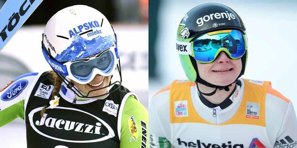 Slovenca na vrhu lestvic: Ilka in Domen zaslužila največ v tej sezoni