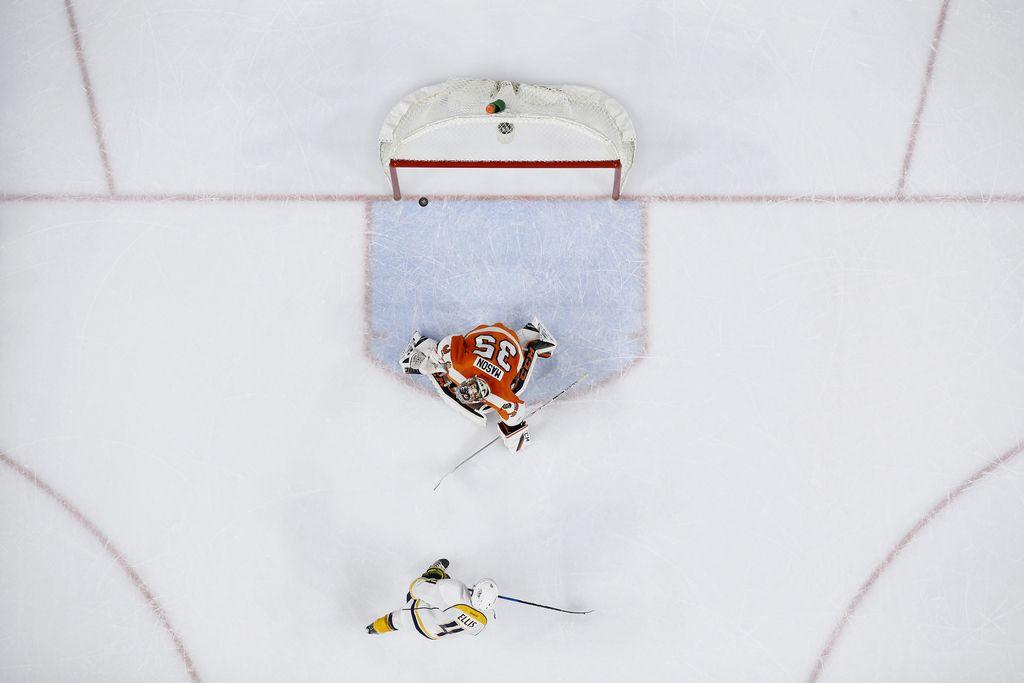 NHL: zaradi tehničnih težav brez hokeja v Carolini (VIDEO)