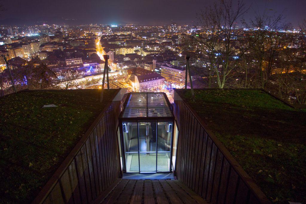 Tirna vzpenjača na ljubljanski grad letos praznuje deset let