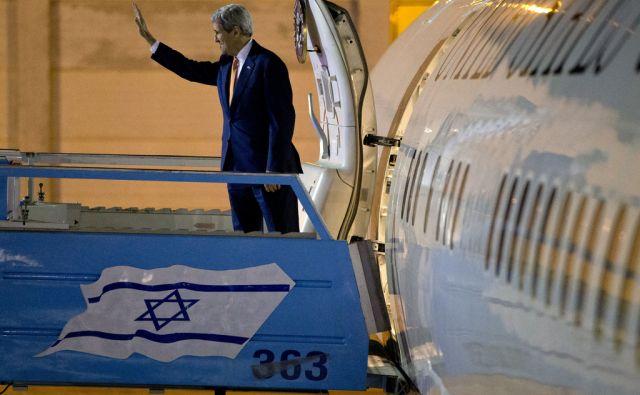 Mideast Israel Kerry