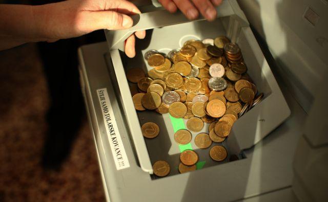 jer Tolarski kovanci, Banka Slovenije