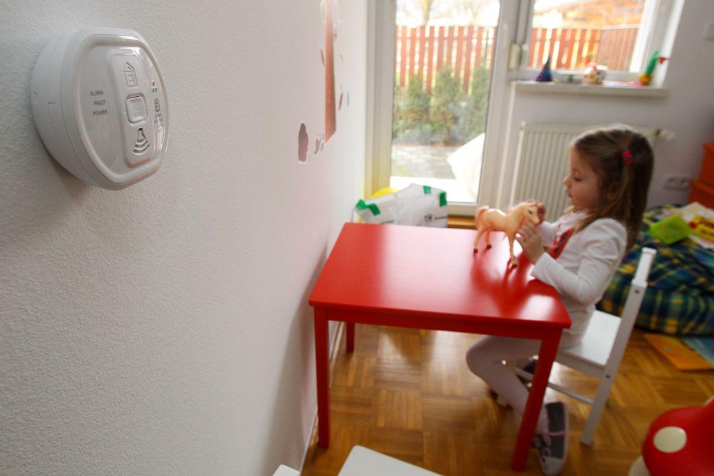 Deloindom: Ogljikov monoksid - največ zastrupitev v kopalnicah