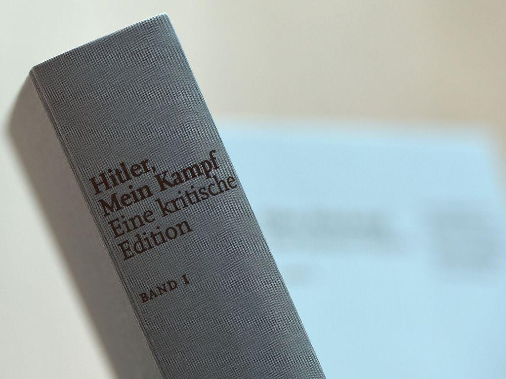 Hitlerjev Mein Kampf se v Nemčiji dobro prodaja
