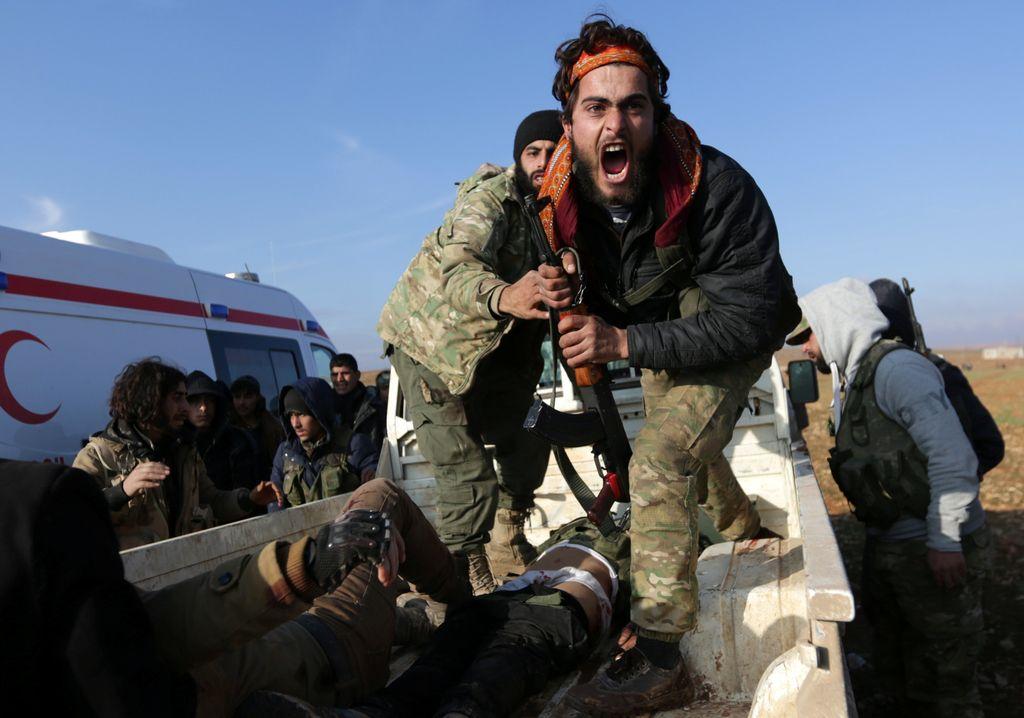 Sirski mirovni pogovori v Astani bodo 23. januarja