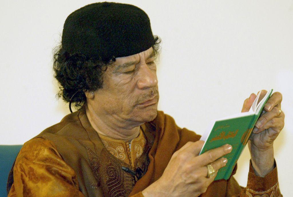 Med Pompidoujem, Gadafijem in Hafezom al Asadom