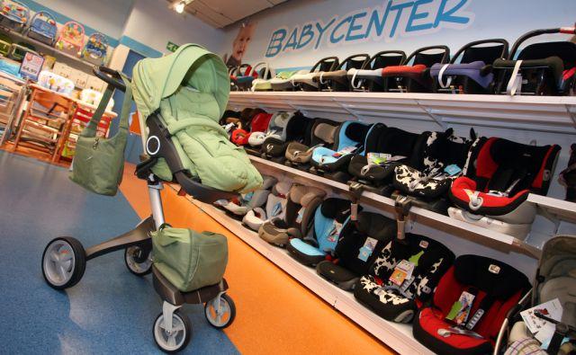 Slovenija, Maribor, 19.4.2012 - Baby center  foto:Tadej Regent/Delo