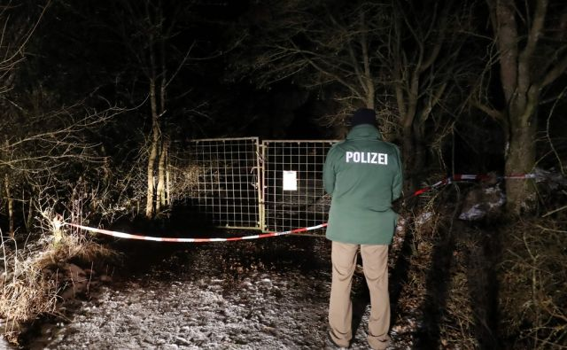 GERMANY-DEAD-POLICE-CHILDREN