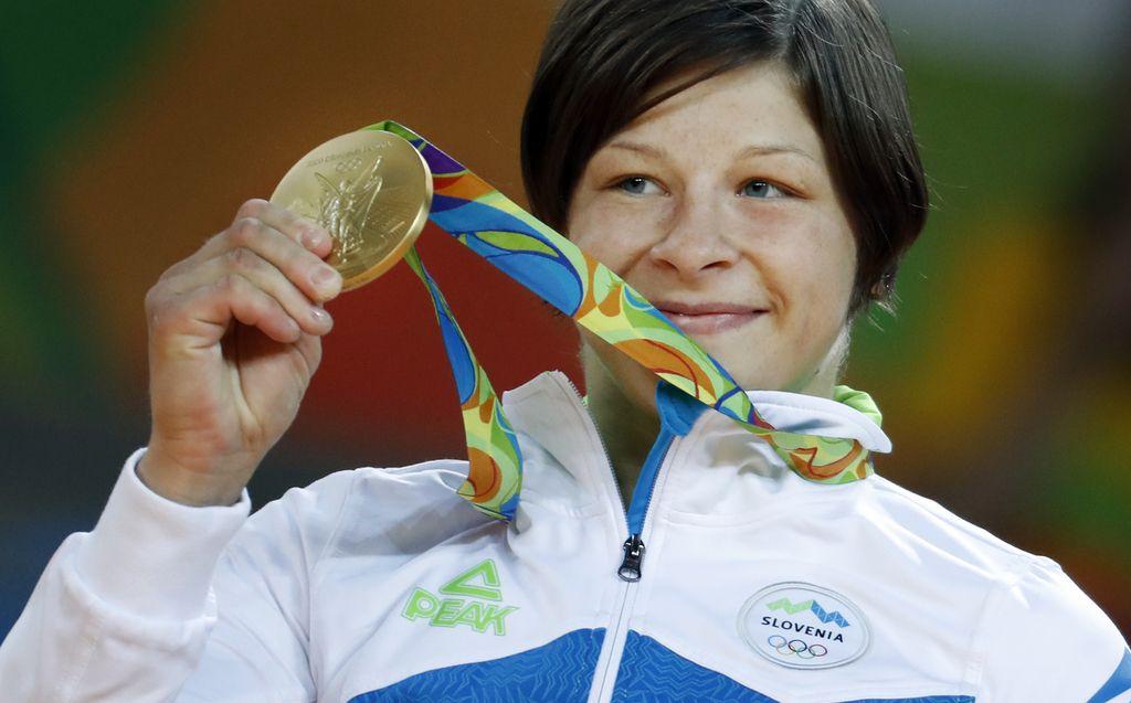 Tina Trstenjak zmagovalka grand slama v Parizu