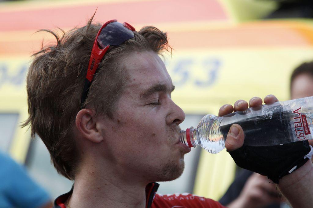 Po Valencii: Nielsen najmočnejših nog v ciljnem šprintu