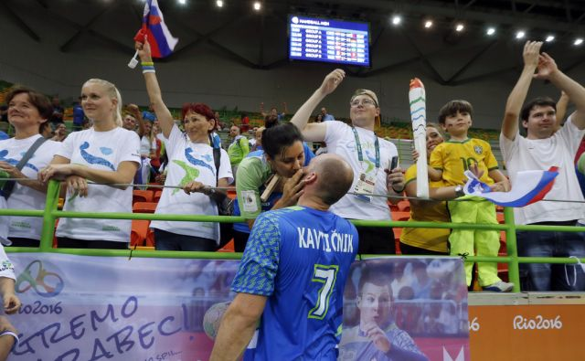 Rokometna tekma med Slovenijo in Egiptom, Rio De Janeiro, Brazilija 07. avgust 2016 [oi,brazilija,šport]