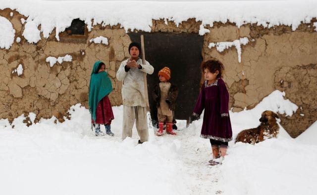 AFGHANISTAN-SNOW/
