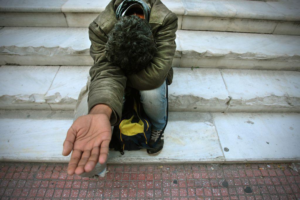 Priznal, da je zaradi groženj zabodel brezdomca