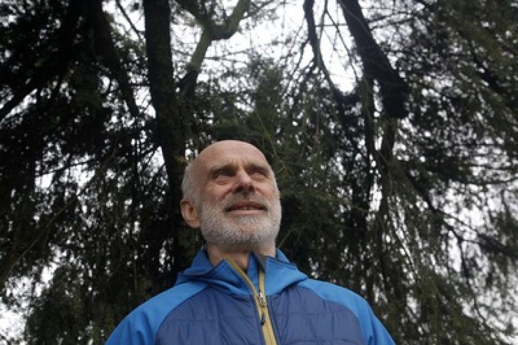 Andrej Štremfelj: Stene so vedno višje in bolj strme